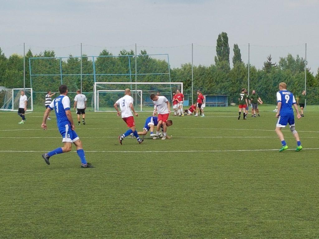 Fubalový turnaj Duslo