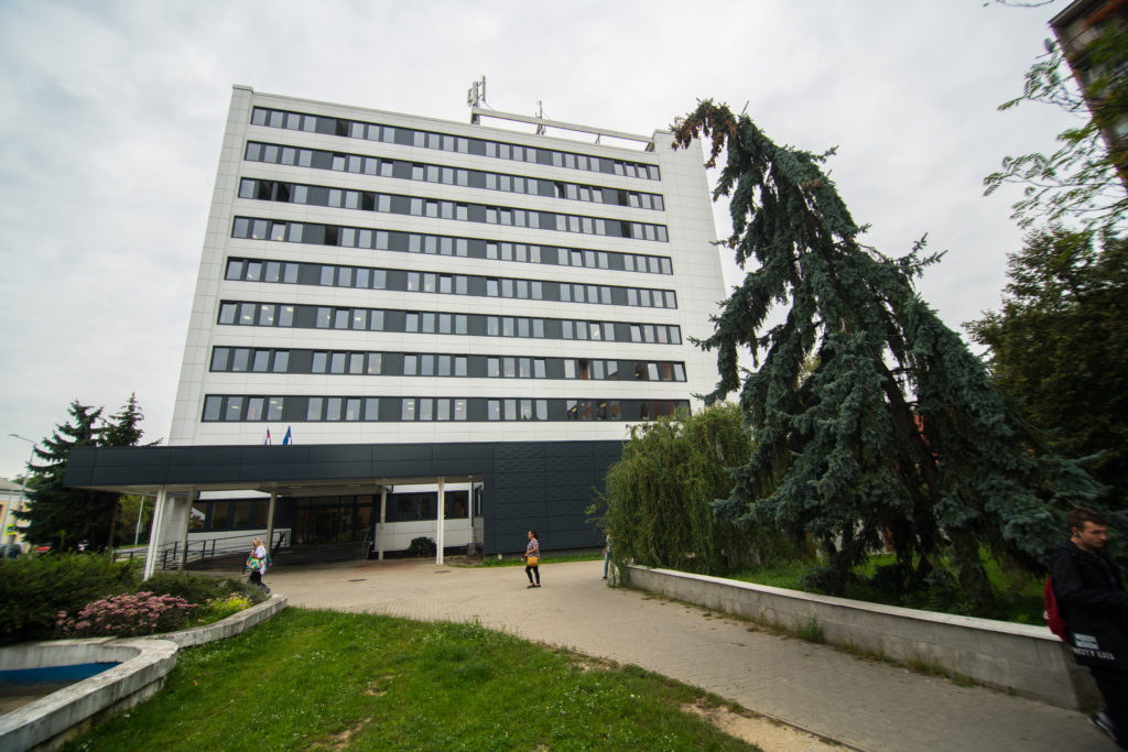 UPSVaR Nitra
